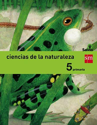 Ciencias de la naturaleza 5 primaria savia