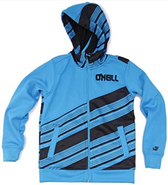 O 'Neill Hawking Fleece Boys Fleece black Black Aop W/ Blue Size:164 cm