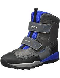 Geox Unisex-Erwachsene J Orizont Boy Abx F Schneestiefel
