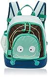 B0734RT47W C Lässig Lässig Mini Backpack Kindergartenrucksack mit Brustgurt Kindergartentasche Kita, Wildlife Schildkröte, Blau blau - Turtle LAESW