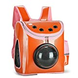 KYYR Portable Pet Carrier Space Capsule Forme Respirant Pet Carrier Chat Et Chien en...
