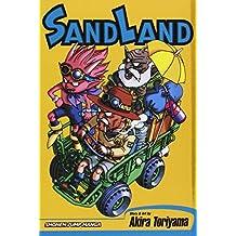 Sand Land (Sand Land Series) by Akira Toriyama (1-Jan-2004) Paperback