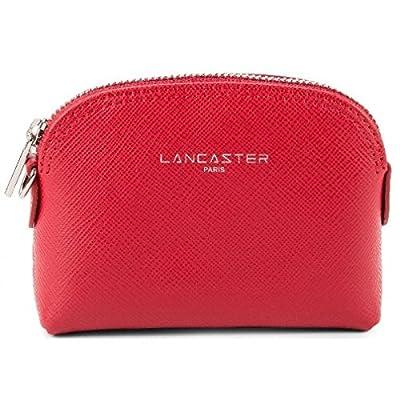 Lancaster Porte Monnaie Adele 121-25 - Rouge