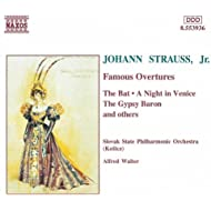 Strauss II, J.: Famous Overtures