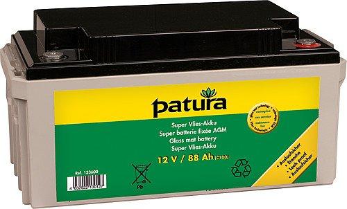 SUPER BATERIA FIXEE AGM 12V/32AH  PARA ELECTRIFICATEURS 9V TODOS POSITIONNEMENTS–133200