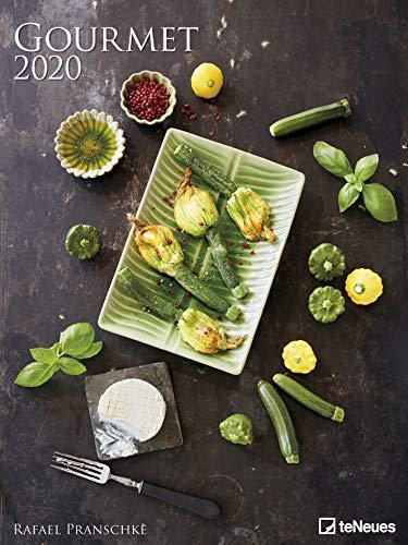 Gourmet - Kalender 2020 - teNeues-Verlag - Fotokalender - Wandkalender mit stylischen Foodfotos - 48 cm x 64 cm