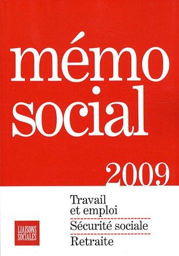 Mémo social par Diane Rousseau, Lisiane Fricotté, Sylvie Duras