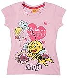 Biene Maja Mädchen T-Shirt - rosa - 92