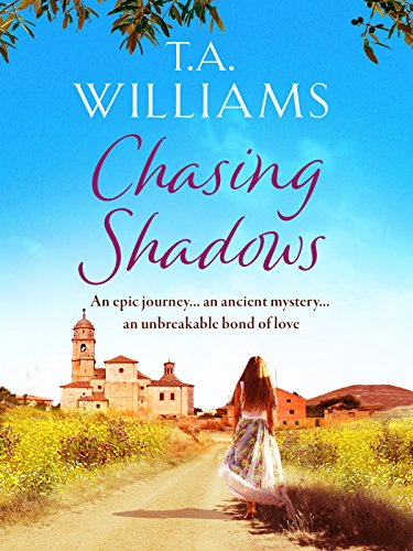 Chasing Shadows: The timeslip romance you won't want to miss by [Williams, T.A.]