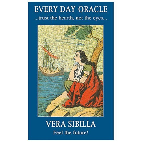 Every Day Oracle, 52 Cartes de Voyance avec Instruction Multilingue