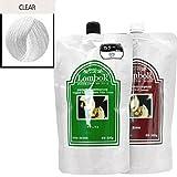 Gain LOMBOK Original LB Henna Hair Treatment Color Cream 6 Colors Pick one ( 05 Clear)