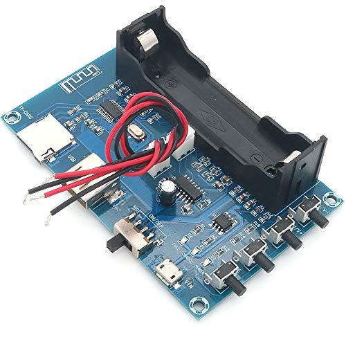 DollaTek XH-A150 batería de Litio Placa de amplificadores de Potencia Digital Bluetooth...