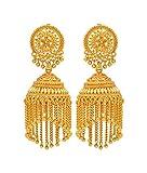 Memoir Gold plated Faux kundan designer ...