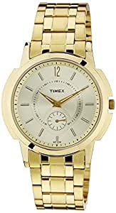 Timex Empera Analog Silver Dial Men's Watch - TW000U305