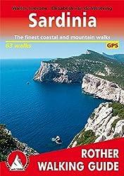 Sardinia. 63 walks. GPS-Daten (englische Ausgabe): Rother Walking Guide