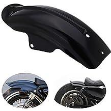 Ridgeyard Kotflügel Fender Heckfender Schutzblech Für Harley Sportster Bobber Chopper Cafe
