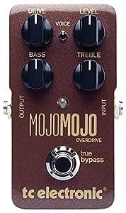 TC Electronic Mojomojo Overdrive Pédale à effet pour Guitare