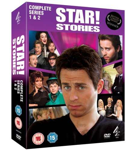 star-stories-series-1-and-2-dvd