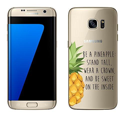 'Samsung Galaxy S Carcasa de licaso® TPU protege tu S Edge 5,1de...