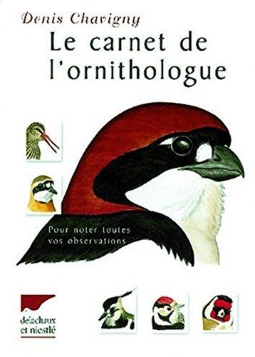 Le carnet de l'ornithologue