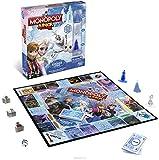 Hasbro Games Настольная игра Монополия Junior. Холодное сердце / Monopoly Junior Frozen - Sprache: Russisch