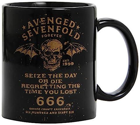 Avenged Sevenfold Mug, Seize The Day