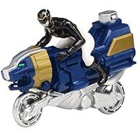 Power Rangers Megaforce Sea Lion Ranger Negro Ciclo (UK Import)