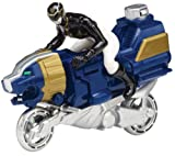 Power Rangers Megaforce Sea Lion Ranger Nero Cycle (UK Import)