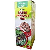 Dr. Stähler 056381 Rasen Unkrautfrei, gegen Unkräuter, 500 ml Inklusive Dosierbecher