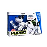 Silverlit Train My Puppy - Puppy Robot - Remote Control Toy - White -