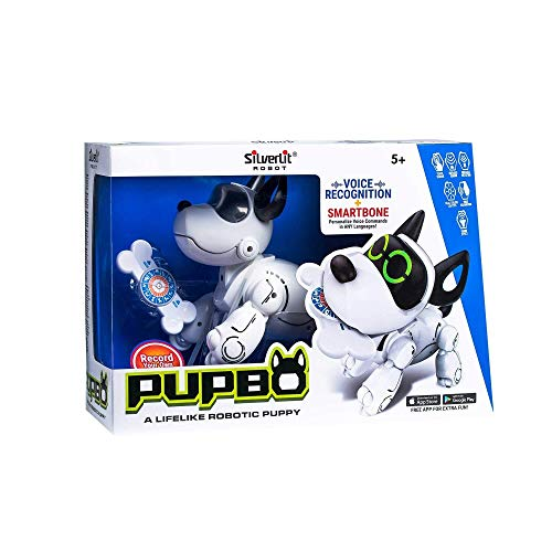 World Brands- Pupbo, Perro Robot (88520)