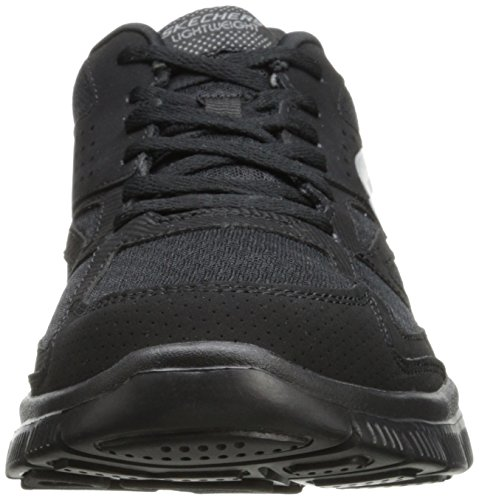 AdvantageMaster Schwarz Plan Sneakers Skechers Bbk Flex Herren CqF47wx5w