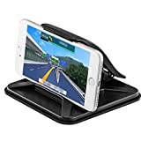 Skybaba Handyhalterung Auto Armaturenbrett Kfz Halterung Universal für iPhone 7 6 6s 5 5s, Samsung Note 8 s8 s7 s6 und andere Smartphone oder GPS-Gerät (hält bis zu 7-Zoll-Handy)