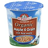 Organic Maple 4 Grain with Real Maple, 2.5 oz (73 g)
