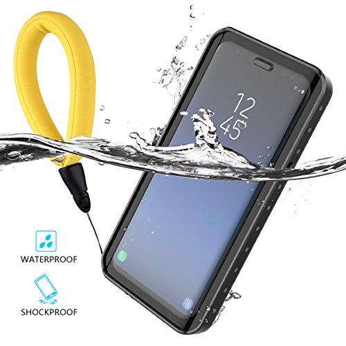 zukabmw Samsung Galaxy S9 wasserdicht Hülle, Serie Backcover IP68 Certified Water-Proof Hülle Backcover -Taking Swimming zum Samsung Galaxy S9