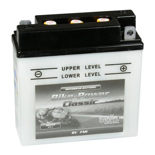 Preisvergleich Produktbild intact Bike-Power Classic 6V 7Ah 00714 B39-6