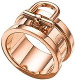 Tommy Hilfiger Damen-Ring Edelstahl pink Gr.52 (16.6) 2700312B