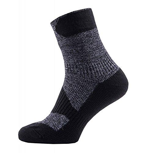 sealskinz waterproof men's walking thin ankle socks