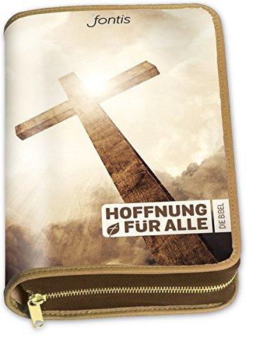 """Hoffnung für alle. Die Bibel – Bibelhülle """"Crossroad"""": Die Bibel, die deine Sprache spricht"""