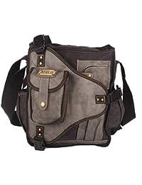 Amazon.co.uk  Canvas - Shoulder Bags   Men s Bags  Shoes   Bags cce10c7609cce