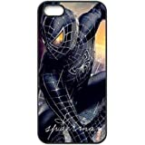 Coque Rigide en Plastique Housse Coque Comics Marvel Héros Spiderman pour Apple iPhone 5 & iPhone 5s