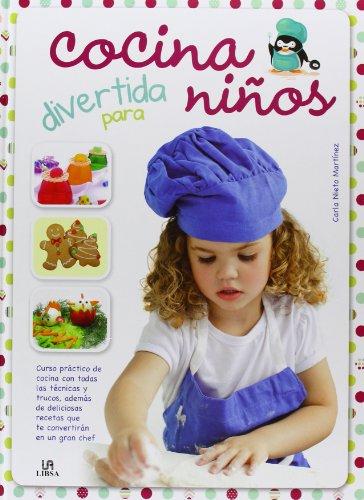 Cocina divertida para niños / Cuisine fun for kids por Carla Nieto Martínez
