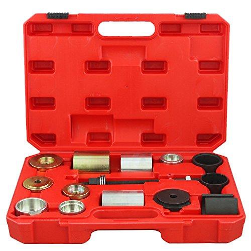Hengda® Silentlager Werkzeug Set Buchsen Tonnenlager Kugelgelenk Lager Kfz BMW E36 / 46 , ,E60 / 61 ,E31, E90 / 91