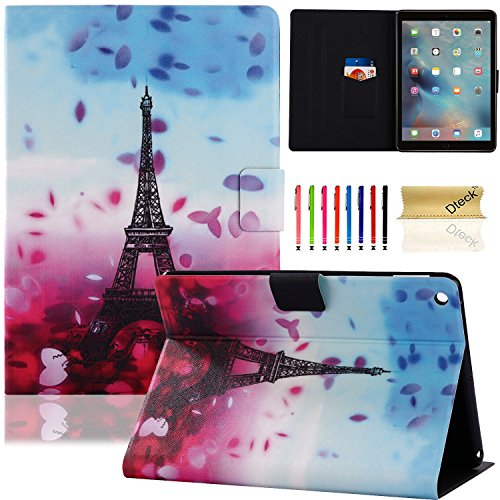 Dteck Tablet-Schutzhülle, apple-ipad-mini apple-ipad-mini-3 apple-ipad-mini-2, D_Romatic Paris, Stück: 1 (Ipad Mini 3 Cover Paris)