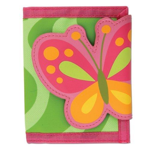 Stephen Joseph Butterfly Wallet by Stephen Joseph (Stephen Joseph-butterfly)