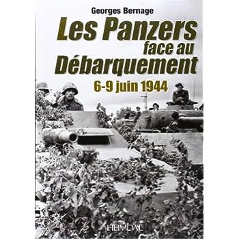 Les Panzers face au débarquement (6-8 juin 1944)