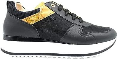ALVIERO MARTINI cod.N06110930 Shoes Child col.BLACKGEO