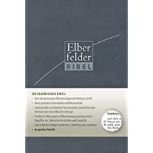 Elberfelder Bibel in großer Schrift: Kunstleder