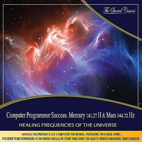 Computer Programmer Success: (Binaural Beats & Isochronic Tones Mercury - 141.27 Hz & Mars - 144.72