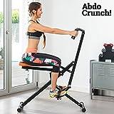 F&A MEDITERRANEAN DELICATESSEN NEU ab Crunch Total Toner, Zuhause, Fitness-Maschine Abdo Bauchmuskel-Trainer, UK